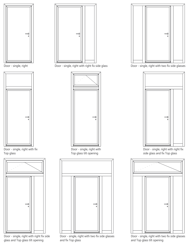 Door construction