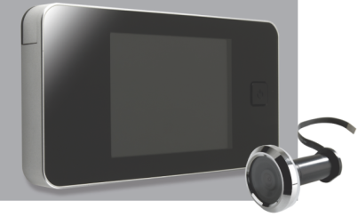 Digital door viewer spy1