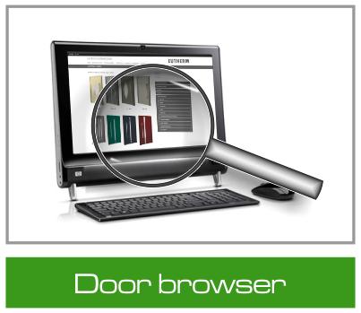 Door browser