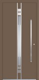 Aluminium door, model Dortmund, DO 65E