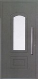 Aluminium door, model PD 84E