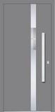 Aluminium door, model BN 19E