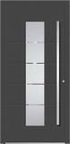 Aluminium door, model Firenza, FI 88E