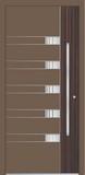 Aluminium door, model GT 44E