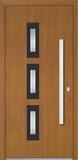 Aluminium door, model MO 13P