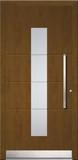 Aluminium door, MODEL 1