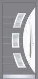 Aluminium door, model Sarajevo, SA 28E