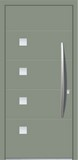 Aluminium door, model SE 15S