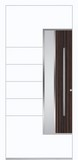 Aluminium door, model UT 79E