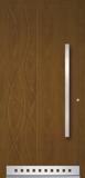 Aluminium door, model EM 92E
