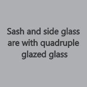 Glass label 1