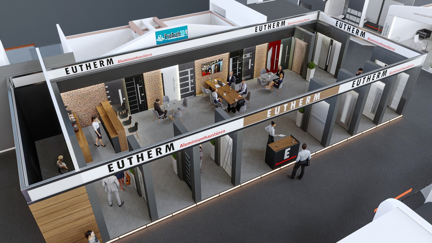 Eutherm at Fensterbau Frontale 2020.